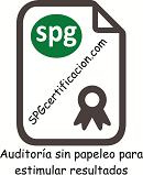 SPG – CERTIFICACIONES ISO Logo